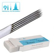 11 Double Stacked Magnum Tattoo Needles - Box of 50