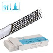 13 Double Stacked Magnum Tattoo Needles - Box of 50