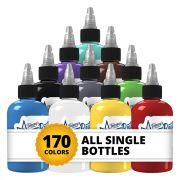 Starbrite Master Collection 170 Color Ink Set