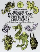 Fantastic & Mythological Creatures Book