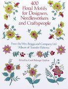 400 Floral Motifs Book
