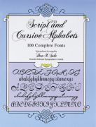 Script & Cursive Lettering Book