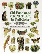 Old Fashion Vignettes Book