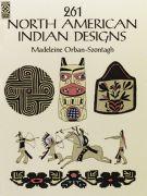 North American Indain Design Book