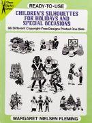 Children's Silhouettes Book