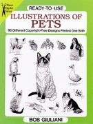 Illustrations of Pets Book