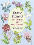 Exotic Flowers Design Book