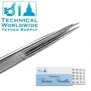 3 Round Liner Tattoo Needles - Box of 50