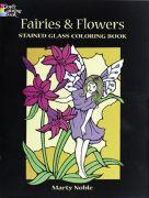 Magic Garden Fairies - Stained Glass