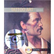 Tattoo Art with CD