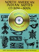 North American Indain Motifs Book and CD