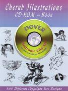 Cherub Illustrations Book with CD