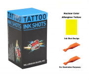 Mom's Nuclear Afterglow Yellow Ink Shots - Box of 30