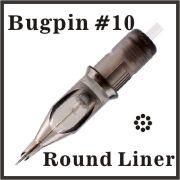 ELITE II Needle Cartridge 14 Round Liner-Bug Pin