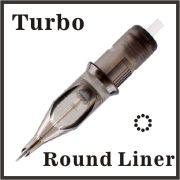 ELITE III Needle Cartridge 10 Round Liner-Turbo