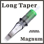 ELITE III Needle Cartridge 19 Magnum-Long Taper