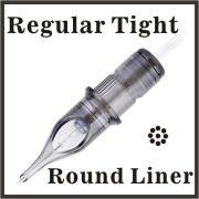ELITE III Needle Cartridge 3 Round Liner-Bug Pin