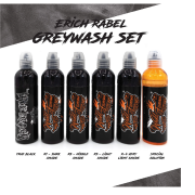 World Famous Erich Rabel Greywash Set