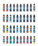 Fusion 40 Color Ink Set