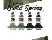 World Famous Gorsky's Sinful Spring Set