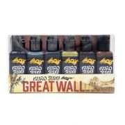 Kuro Sumi Great Wall Set