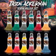 World Famous Jason Ackerman Serial Killer Set