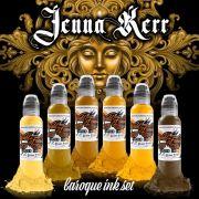 World Famous Jenna Kerr's Baroque Color Set
