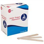 Tongue Depressors- Non-Sterile - Box of 500