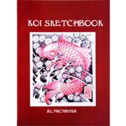 Koi Sketch Book