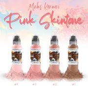 World Famous Maks Kornev's Pink Skintone Set