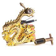 Mom's Golden Dragon Machine