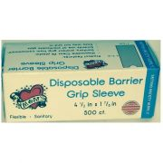 Mom's Disposable Barrier Grip Sleeve - Box of 500