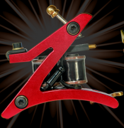 2014 Metallica Tattoo Machine- Z Force Shader