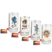 Coney Island Carlo Beer Mugs