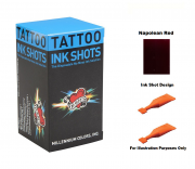 Mom's Napoleon Red Ink Shots - Box of 30