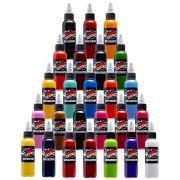 Mom's Inks 25-Bottle Color Set