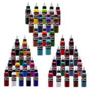 Mom's Inks 42-Bottle Color Set