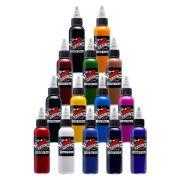 Mom's Inks 14-Bottle Color Set 1