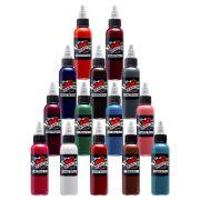 Mom's Inks 14-Bottle Color Set 2 -2 oz