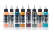 Fusion Nikko Hurtado's 8 Color Set 1 oz.