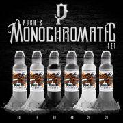 World Famous Poch Monochromatic Set