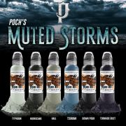 World Famous Poch Muted Storm Set