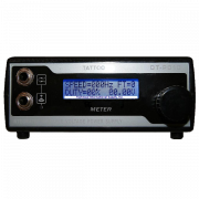 Premium LCD 2 Amp Power Supply w/ Foot Switch & Clip Cord