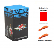 Mom's Nuclear Red Dawn Ink Shots - Box of 30
