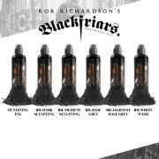 World Famous Rob Richardson Blackfriars Greywash Set