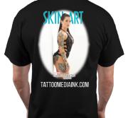 Skin Art #172 T-Shirt