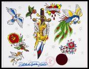 Philadelphia Eddie Flash Sheet 15