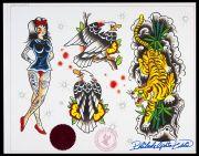 Philadelphia Eddie Flash Sheet 16