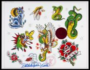 Philadelphia Eddie Flash Sheet 17