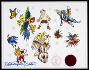 Philadelphia Eddie Flash Sheet 19